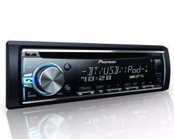 Autoestéreo Pioneer Deh-x6800bt Multicolor Bluetooth 2016