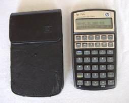 Calculadora Hp 17bii+ Hewlett Packard Financiera