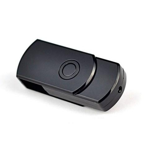 Cámara Espia En Memoria Usb Con Soporte Microsd Dvr 720p