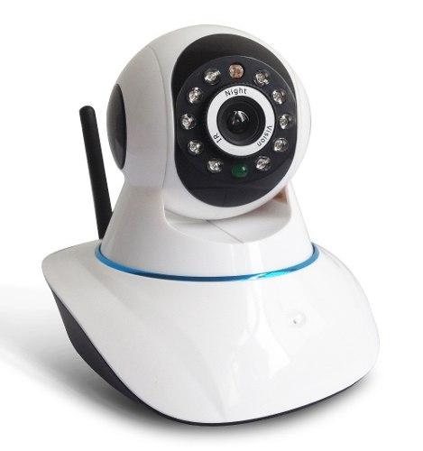 Camara Ip Inalambrica Seguridad Wifi Visión Nocturna Hd 720p