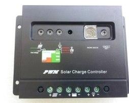 Controlador 20a Regulador 20amp Panel Solar Fotocelda 12/24v