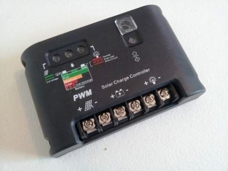 Controlador Solar 40a Cargador 12/24v Panel Carga 40amp