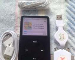Ipod Audio Y Video. De 30 Gb Negro. Funcionando. Al 100 Usad