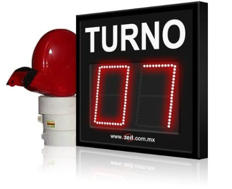Kit De Turnador Alam. De Led's (2 Digitos) Take-a-turn Hm4