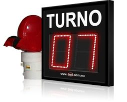 Kit De Turnador Alam. De Led's (2 Digitos) Take-a-turn Hm4