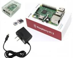 Kit Raspberry Pi 3 Bluetooth Wifi 1 Gb Ram + Accesorios