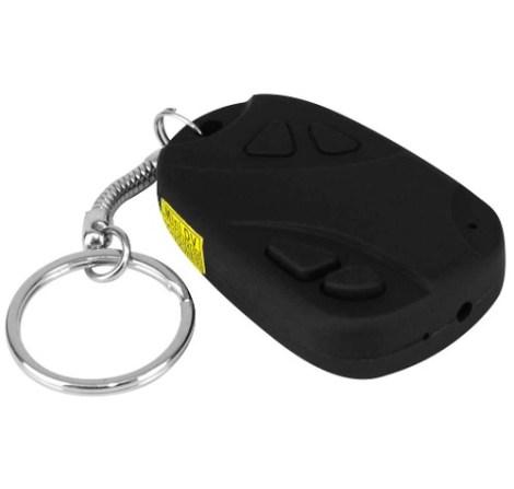 Llavero Cámara Espía Control Graba Video Audio Foto Micro Sd
