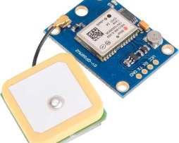 Módulo Gps Neo-6m Gy-gps6mv2 Arduino Pic Raspberry Antena