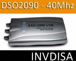 Osciloscopio Digital 40mhz Dso2090 - 2 Canales