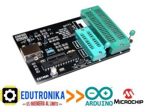 Programador Master Prog Original Edutronika