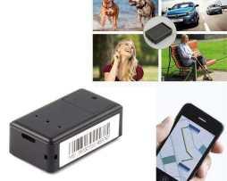 Rastreador Gps Tracker Micrófono Espía Localizador Satelital