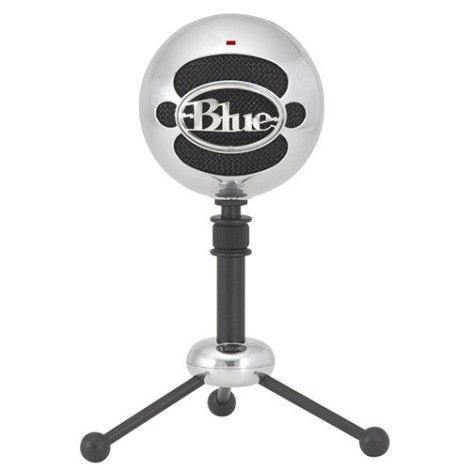 Snowball Ba Microfono Usb Profesional Blue Microphones