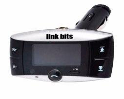 Transmisor Fm Bluetooth Manos Libres Doble Control Vt005