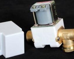 Valvula Electrica Para Liquidos 12v De 1/2  Arduino