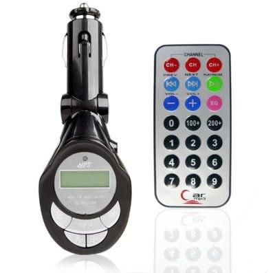 10 Transmisores Fm Usb Sd Celulares Mp3 Mp4 Control Remoto en Web Electro