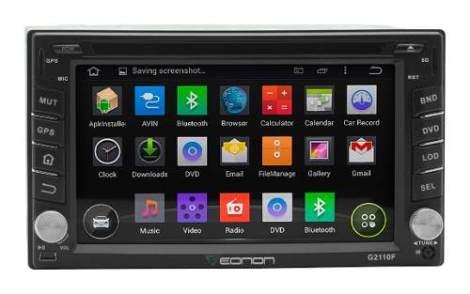 2 Din Android 5.1.1 Autoestereo Navegador Gps Dvd Wifi Hd en Web Electro