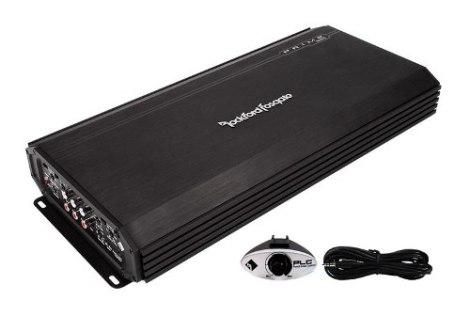 5 Canales Rockford Fosgate Para Sistemas Completos De Audio en Web Electro