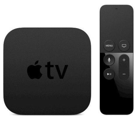 A129 Nuevo Apple Tv 64gb 4ta Generacion Juegos Stream Apps. en Web Electro