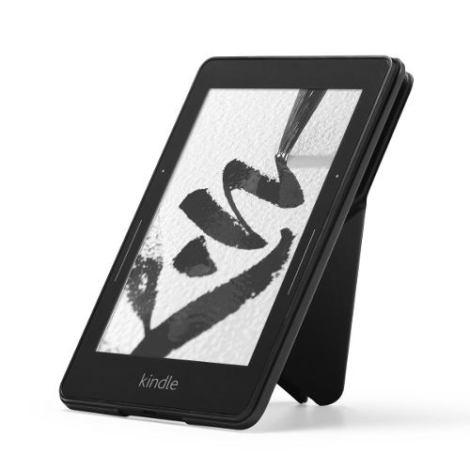 Amzon Uz516t Funda Protectora Origami Para Kindle Voyage en Web Electro