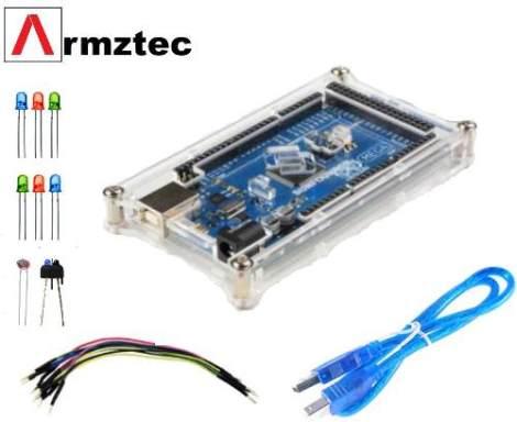 Arduino Mega 2560 R3 Sensores Cables Leds Y Libros Gratis en Web Electro