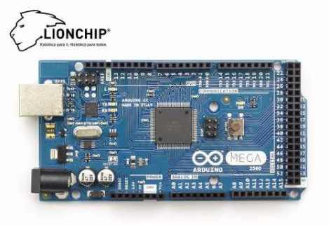 Arduino Mega R3 2560 Con Cable Usb Atmega2560 2560 Lionchip en Web Electro