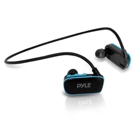 Audifonos Prueba Agua Pyle Pswp6bk Mp3 4gb Nadar – Negro en Web Electro