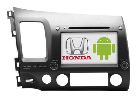 Autoestereo Honda Civic Android Wifi Mirrorlink Gps Usb Bt en Web Electro
