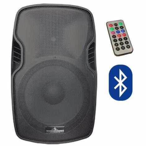 Bafle Bi Amplificado 15 Usb/sd Radio Fm 8000w Wahrgenomen en Web Electro