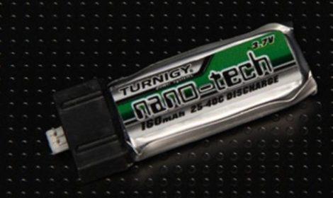Bateria Lipo 160mah 3.7v 25c 1s Kyosho
