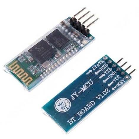 Bluetooth Modulo Serial  Para Microcontrolador Pic Arduino en Web Electro