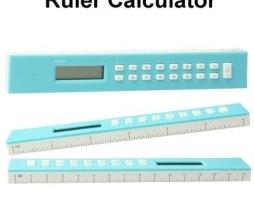 Calculadora Digital De Bolsillo 8 Dígitos Diseño De Regla en Web Electro