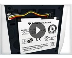 Batería Pila Recargable Calculadora Ti Nspire Texas Instrume en Web Electro