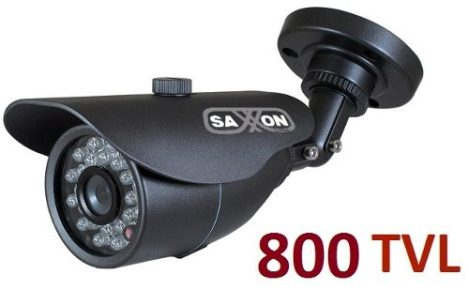 Camara 800tvl Infrarroja Exterior Tipo Bullet Cctv Seguridad en Web Electro