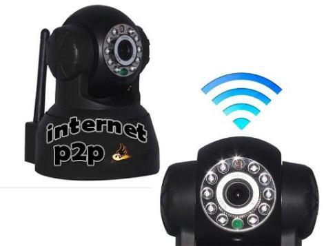 Camara Cctv Ip Wifi Motorizada Control X Internet 3g Negocio en Web Electro