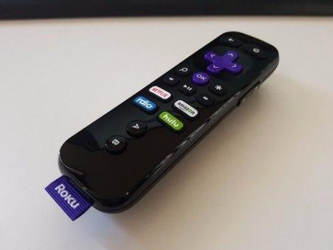 Control Remoto Stick Roku 3 Roku 2 Roku 4 Entrada Audifonos en Web Electro