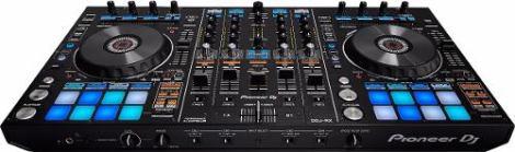 Controlador Dj Pioneer De 4 Canales Para Rekordbox Dj Ddj-rx en Web Electro