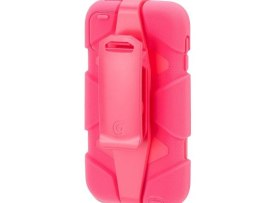 Funda Ipod Touch 5 Survivor All-terrain Fuego