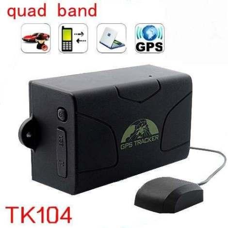 Gps Tracker Ratreador Satelital Tk104 Bateria Larga Duración en Web Electro