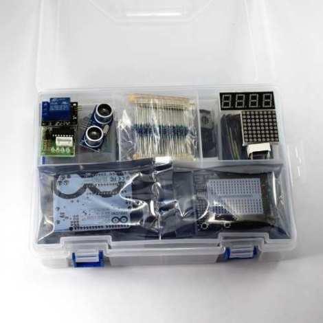 Kit Arduino Básico Principiantes