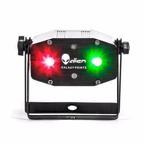 Luz Laser Multipuntos 2 Colores Rojo Verde Audioritmicas en Web Electro
