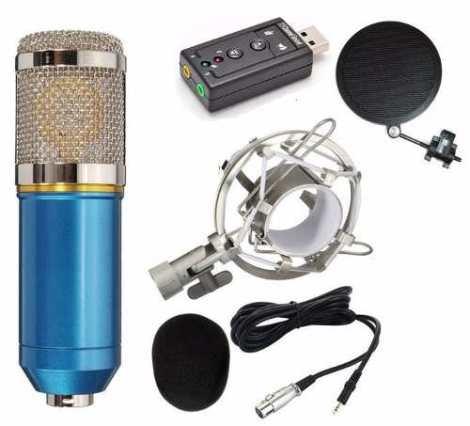 Micrófono Bm800 Original/ No Clon Barato