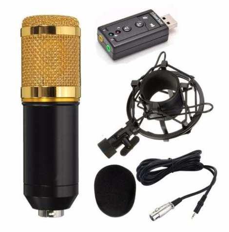 Micrófono Bm800 Original No Clon Barato
