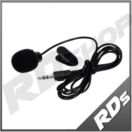 Microfono Lavalier Neewer Clip Solapa Pop Camara 3.5 Mm Pc en Web Electro