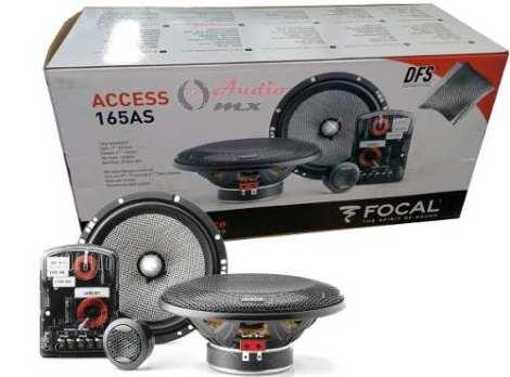 Oferta Set Medios Focal 165as + Rejillas + Envio Gratis en Web Electro