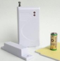 Sensor Inalámbrico De Apertura Puertas Y Ventanas en Web Electro