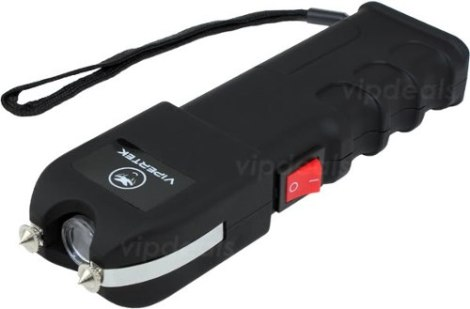 Stun Gun Parlizador Vipertek Vts989 Con 19 Millones Volts en Web Electro