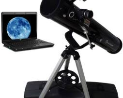 Telescopio Quasar Q76 Starter Con Maleta Y Software en Web Electro