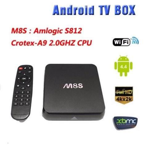 Tv Box M8s 2gb Ram Apps Instaladas +  Envio Gratis en Web Electro