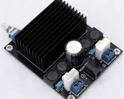 Amplificador Tda7498 De 200w 2 Canales