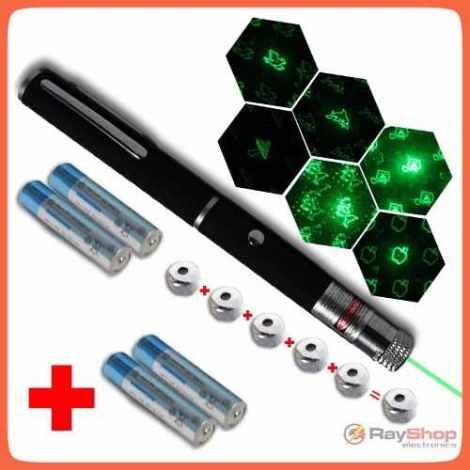 Apuntador Láser Verde 50 Mw